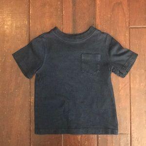Old Navy 4t pockett T Navy blue great condition